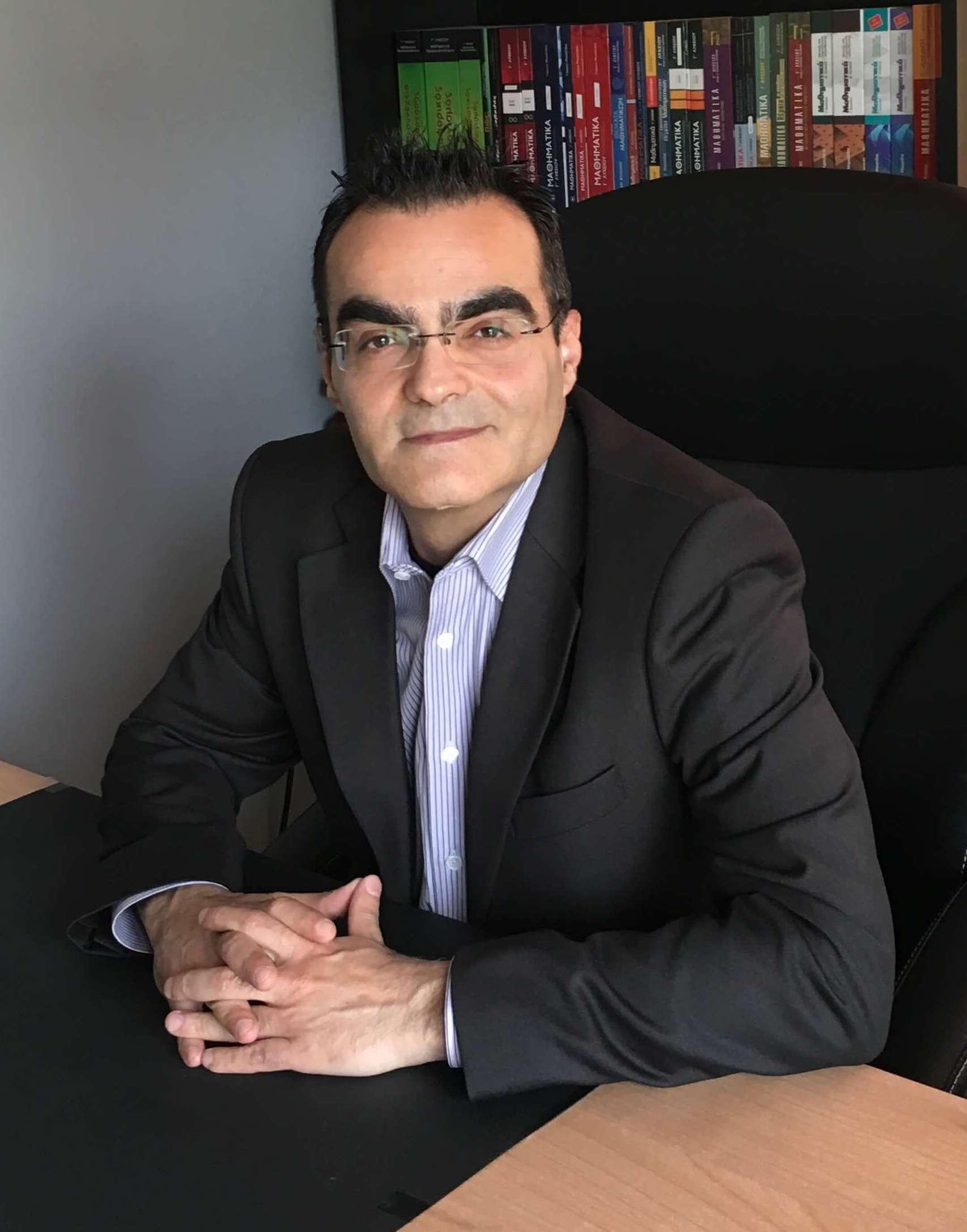 Δημήτρης Μοσχόπουλος Μαθηματικό στέκι